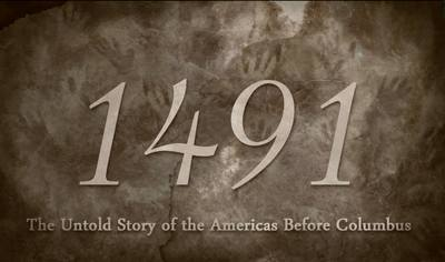 1491 the untold story of the Americas before Columbus logo