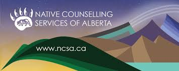 native counselling services of Alberta logo